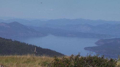 Atop Chilco Mountain, Idaho