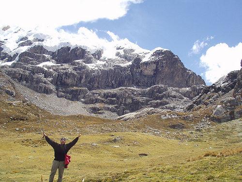 Jake G - Cordillera Huayhuash Trek, Peru Sept. 2003