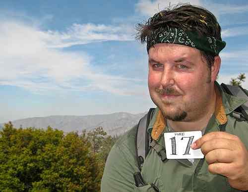 Kolby Kirk - hike #17