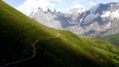 Alpine-trail