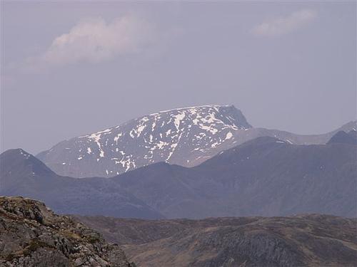 "highest ""mountain"" in Scotland"