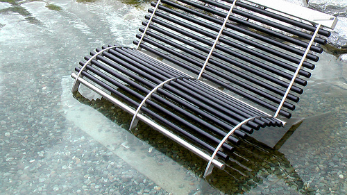 bench-in-water
