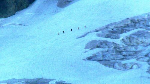 glacier-walkers