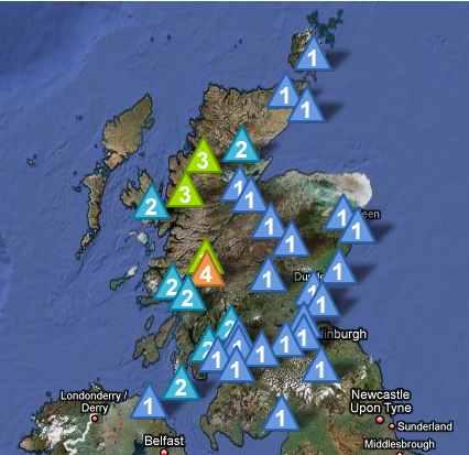 Midges Scotland When in Scotland is in Midge