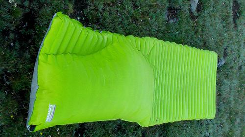 weird bulge on an air mattress