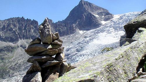 Trient-glacier