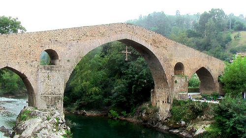 Roman Bridge - Cangas de Onís