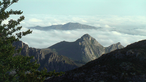 Picos-clouds