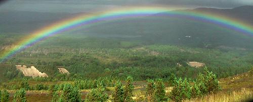 rainbow-Cairngorm