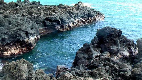 Hoapili-coastline