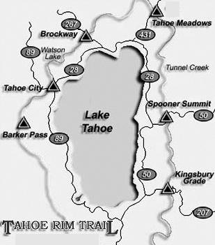 Tahoe-Rim-trail