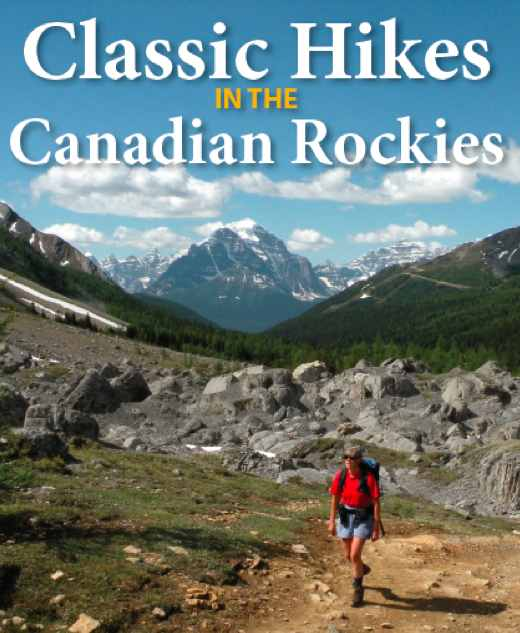 CANADIAN ROCKIES BOOKS