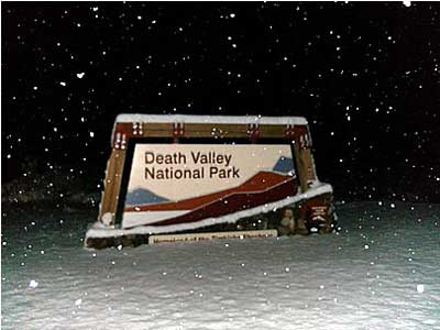 of Death Valley rarely get