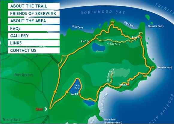 Skerwink Trail, Newfloundland   besthike.com