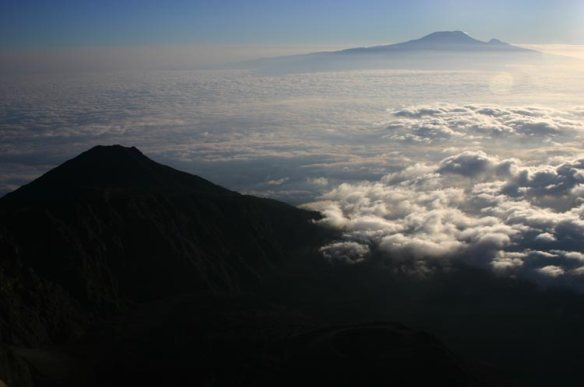 Kili from Meru