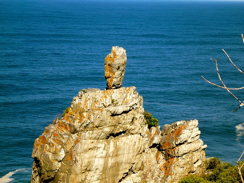 balancing stone