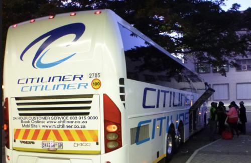 Bus Cape Town