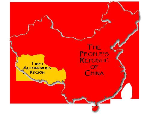 Map.ChinaTibet