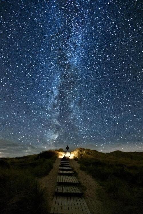Ireland sky