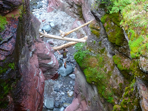 Red rock canyon waterton for Waterton canyon fishing report