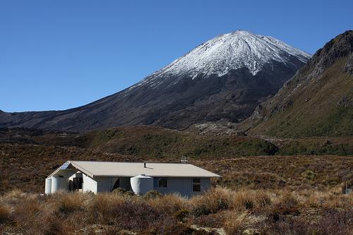 Mangetepopo Hut