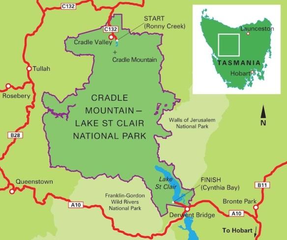 Overland_Tassie_location_map
