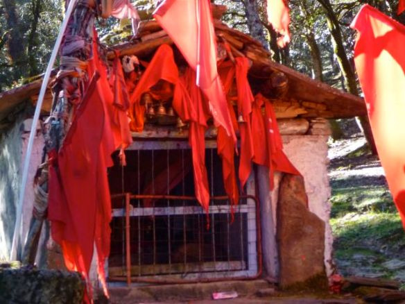 Hindu Temple - Kuari day 6