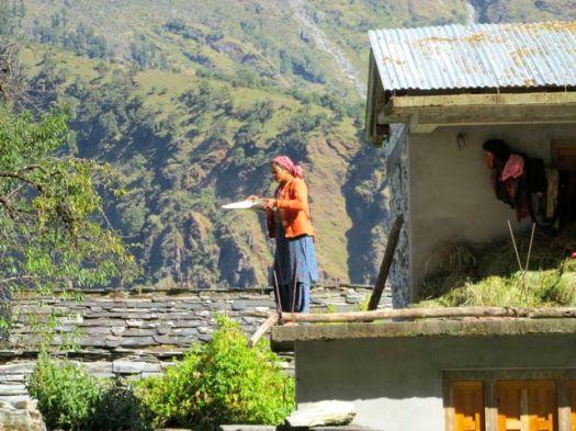 ridding the chaff - Kuari day 3