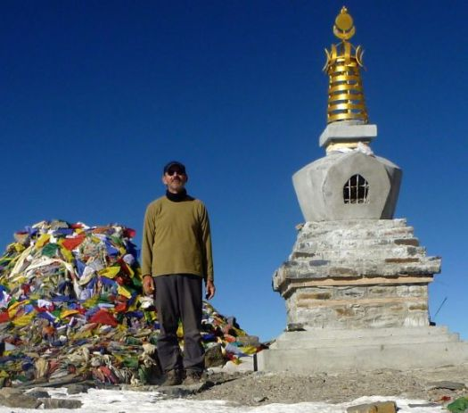 Thorong La, 5,416 m (17,769 ft)
