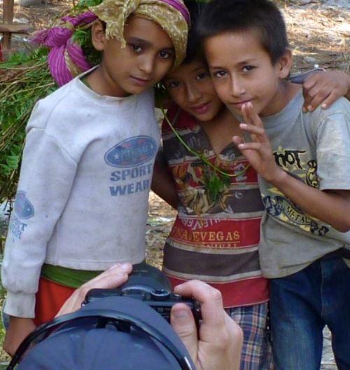 Nepali kids