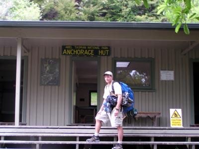 Anchorage Hut
