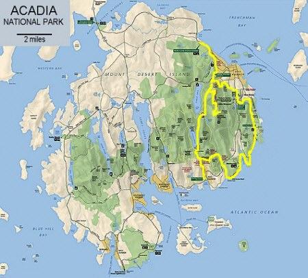 hiking Acadia National Park meh besthikecom