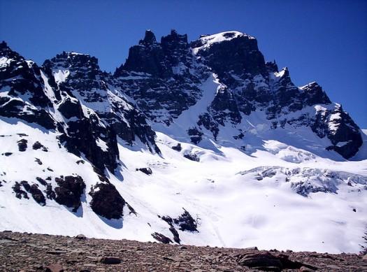 our Cerro Castillo 2004 trek
