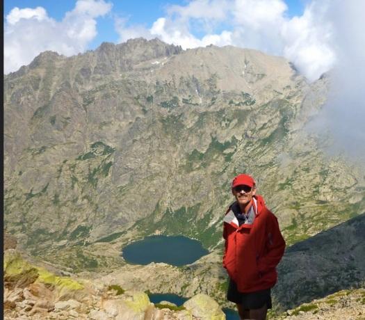 Rick Mc in Corsica