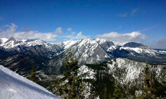 steep Heart Mtn