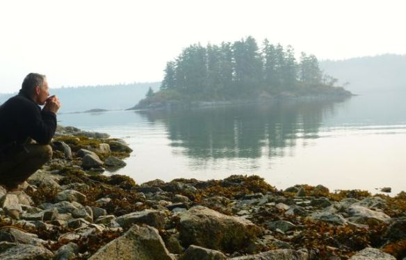 Warren Long at Cochrane Bay