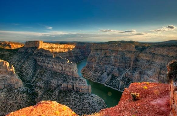 Bighorn Canyon NRA