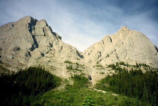 Mt Edith