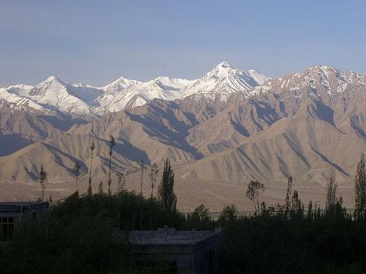 Hiking the Indian Himalaya 1