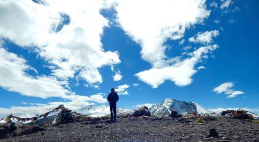 Rick McCharles - Gongmaru Pass