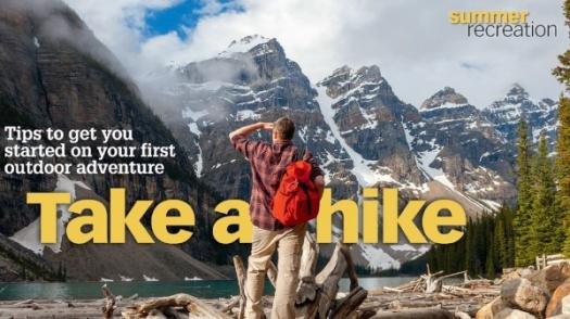 Costco - take a hike