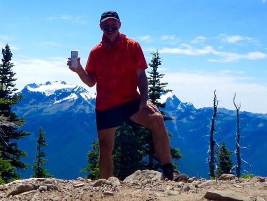 Rick Mt Olympus