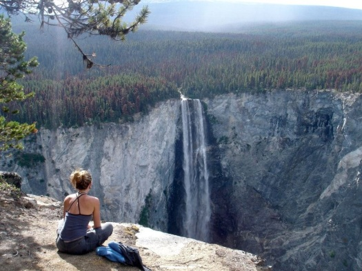 Hunlen-Falls