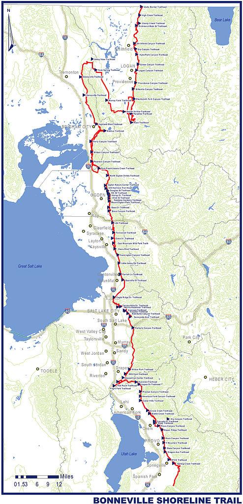 494px-Bonneville_Shoreline_Trail_map