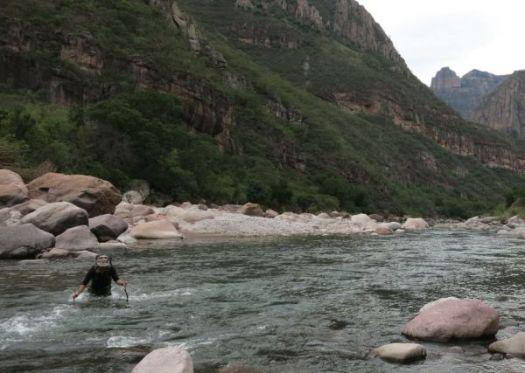 Fording_Rio_Verde_Sinforosa_Canyon_CC