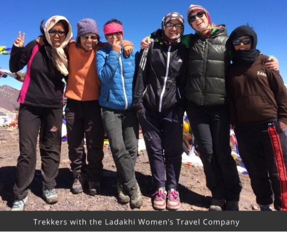 Ladakhi Womens Travel Co