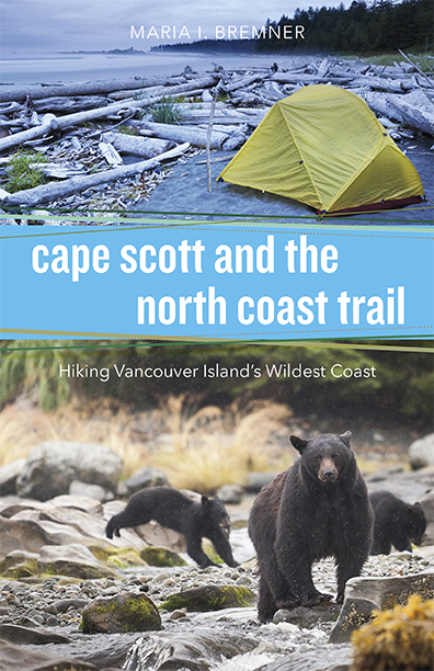 Cape Scott bears