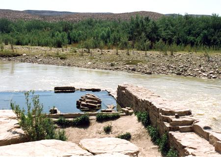 Edge of the Rio Grande