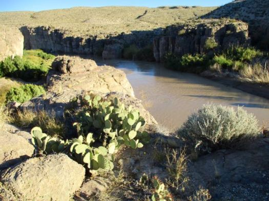 Hotsprings Trail, Big Bend