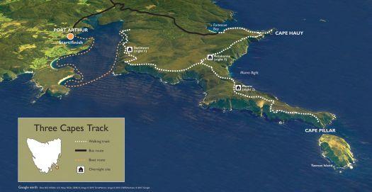 Tasmania's Three Capes Track 2